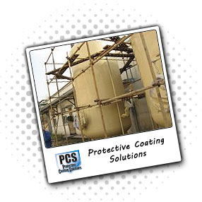 Corrison and rust prevention on outdoor holding tanks